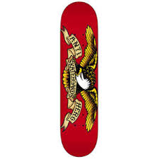 anti hero skateboard decks