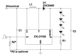 led driver circuits