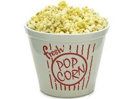pop corn bowl