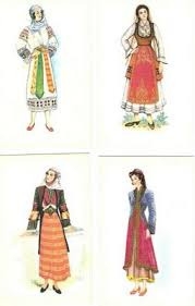 greece traditional costume