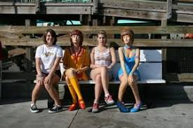 bench girls
