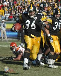 jerome bettis pictures