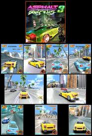 asphalt 3 mobile