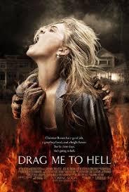 drag me to hell the movie