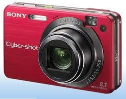 cyber shot digital cameras