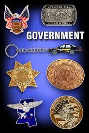 law enforcement pins