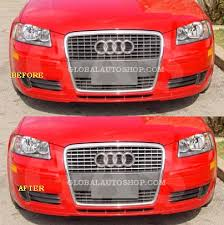 audi a3 grille