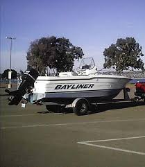bayliner fishing boats