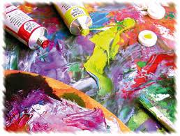 oil pigments