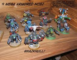 40k ork army