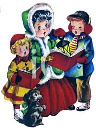 christmas carols singing