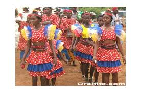 igbo dress