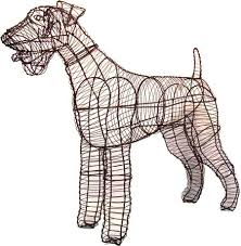 wire topiaries