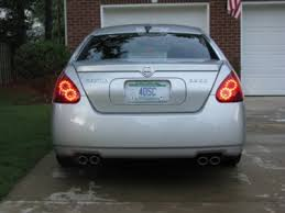 maxima tail light