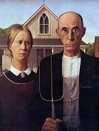 american gothic picture