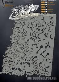 airbrush stencil designs