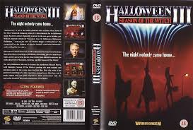 halloween 3 dvd