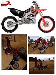 2009 honda cr250