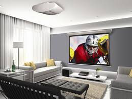 home theater set