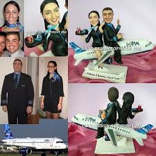 airplane cake toppers