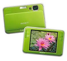 sony cybershot digital cameras