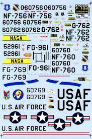 aircraft decals
