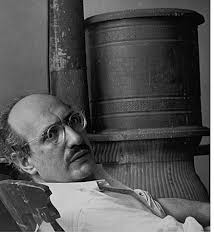 Mark Rothko in his West 53rd