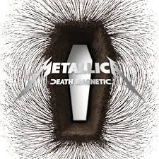 metallica death magnetic logo