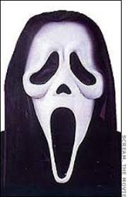 scary movie scream mask