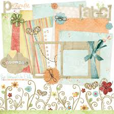 free digital scrapbook kits