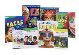 facepainting books