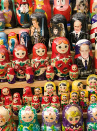 russian dolls matryoshka
