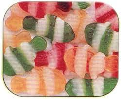 gummi fish