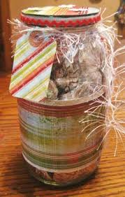 gifts jars