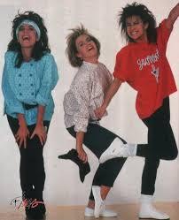 la moda de los 80