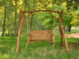 garden swings seats