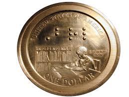 braille coin