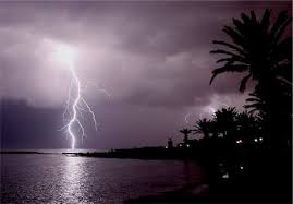 lightning bolts