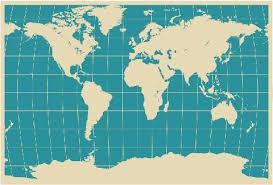 free map world