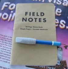 field note book