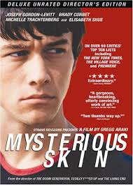 mysterious skin dvd