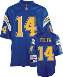 nfl charger jersey