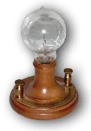 edison and the lightbulb