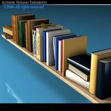 books 3d