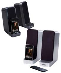 ipod docking station with speakers