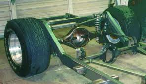 street rod rear suspension