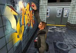 graffiti game