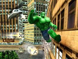 hulk video games