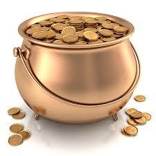 a pot of gold