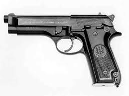 Szeptember 11. Beretta92
